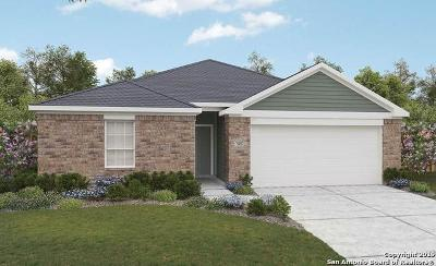 New Braunfels Single Family Home New: 3959 Legend Meadows