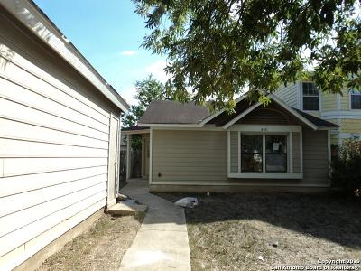 San Antonio Single Family Home New: 8401 Forest Ridge Dr
