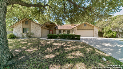 New Braunfels Single Family Home New: 1344 Hollyhock Ln