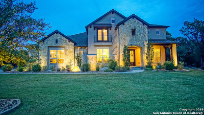 New Braunfels Single Family Home For Sale: 2326 Haven Bluff Ct