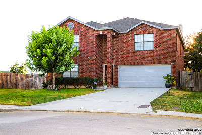 San Antonio Single Family Home New: 1203 Carmel Oaks