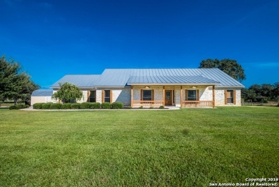 Floresville TX Single Family Home New: $395,000
