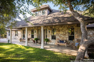 New Braunfels Single Family Home New: 119 Sun River