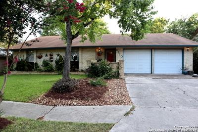 San Antonio Single Family Home New: 4910 Buckwheat St