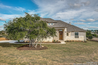New Braunfels Single Family Home For Sale: 1224 Merlot