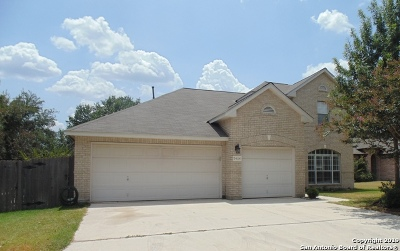 Helotes Single Family Home New: 9414 Camino Venado