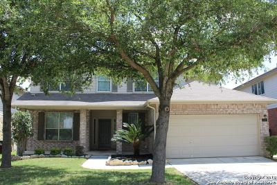 Alamo Ranch Single Family Home New: 6050 Palmetto Way