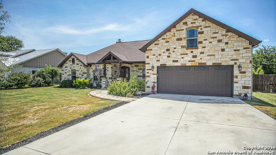New Braunfels Single Family Home New: 336 River Park Dr