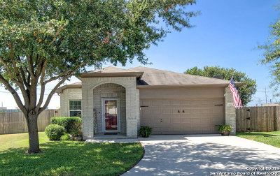 Cibolo Single Family Home New: 101 Bronco Bend