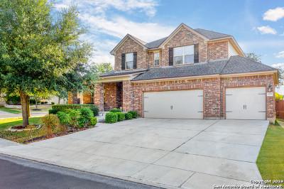San Antonio Single Family Home Price Change: 25050 Kiowa Crk