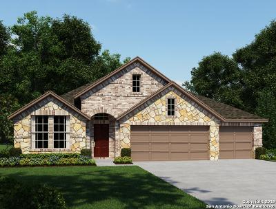 San Antonio Single Family Home New: 13407 Fowler Ridge