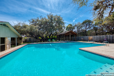 Helotes Single Family Home New: 10722 Bar X Trail