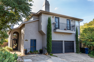 San Antonio Single Family Home New: 3483 River Path St