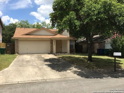 San Antonio Single Family Home New: 6222 Ridge Glade St