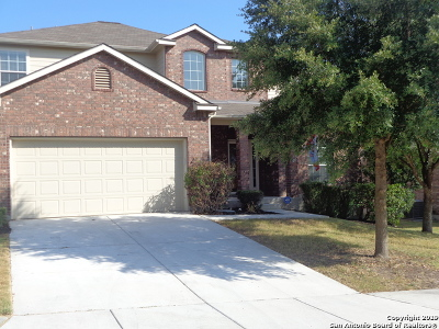 Cibolo Single Family Home New: 3113 Mason Creek