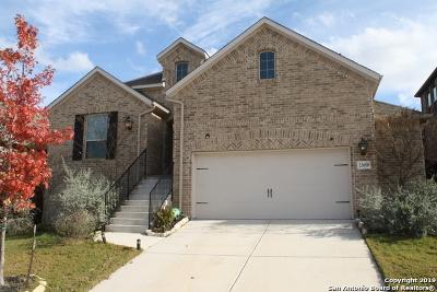 San Antonio Single Family Home New: 23050 Evangeline