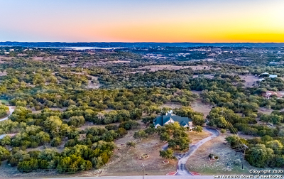 Bulverde, Spring Branch, Canyon Lake Single Family Home New: 182 Broomweed Circle