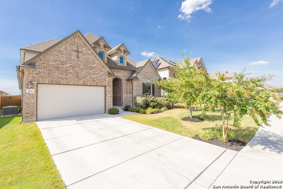 Cibolo Single Family Home New: 413 Cavan