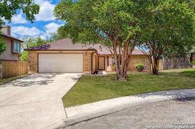 San Antonio Single Family Home New: 7519 Silent Elks