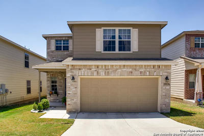 Single Family Home New: 3826 Sierra Birch