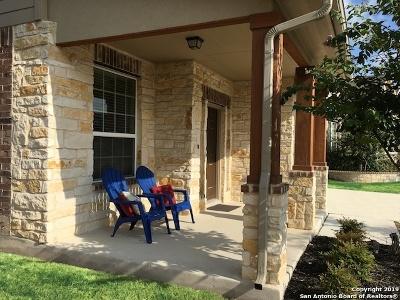 Alamo Ranch Single Family Home New: 13022 Panhandle Cove