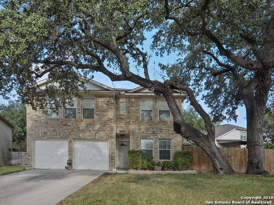 Schertz Single Family Home Active Option: 1601 Mountain Brook