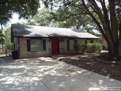 Live Oak Single Family Home New: 219 Shin Oak Dr