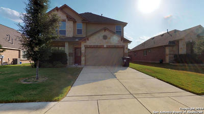 Schertz TX Single Family Home New: $274,000