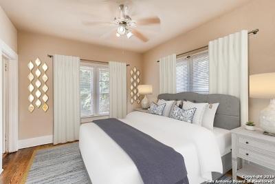 San Antonio Single Family Home New: 1238 Kayton Ave