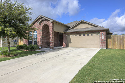 New Braunfels Single Family Home New: 307 Escarpment Oak