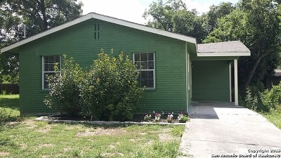 Universal City Single Family Home Active Option: 534 W Byrd Blvd