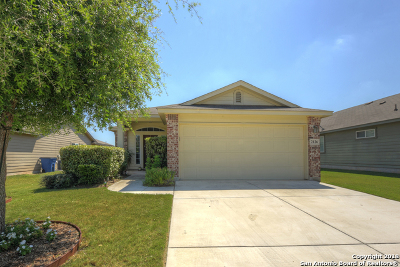 New Braunfels Single Family Home New: 2126 Brinkley Dr
