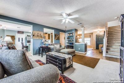 Schertz Single Family Home New: 1000 Crimson Cove Dr