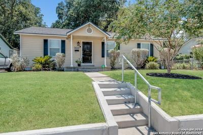 San Antonio Single Family Home New: 2522 W Mistletoe Ave