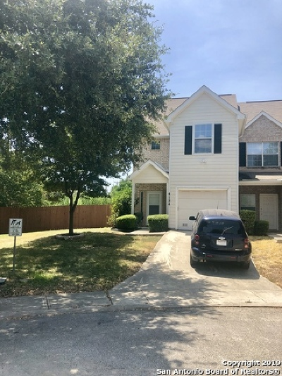 San Antonio Single Family Home New: 4154 Copano Bay