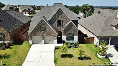 Boerne Single Family Home New: 9771 Innes Place