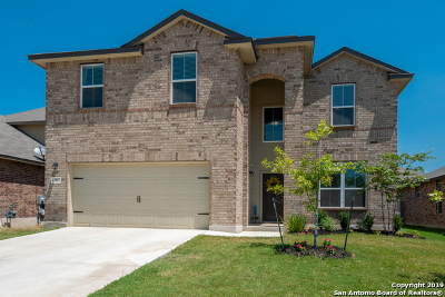 Valley Ranch - Bexar County Single Family Home New: 13807 Murphy Haven