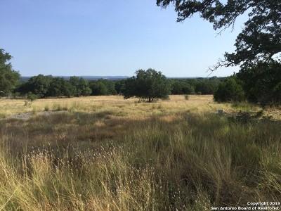 Boerne Residential Lots & Land New: 38 Verde Pt