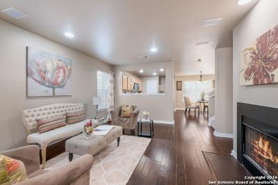 San Antonio Single Family Home New: 13707 York Woods