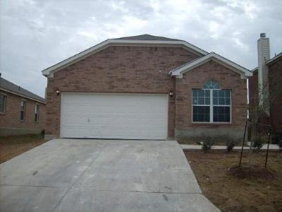 San Antonio Single Family Home New: 6430 Ithaca Falls