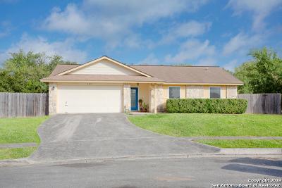 San Antonio Single Family Home New: 4811 Canary Circle