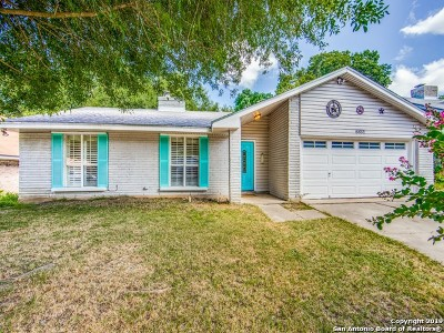 San Antonio Single Family Home New: 6331 Ridge Pass Dr