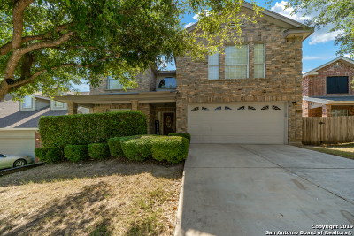 Helotes Single Family Home New: 11410 Hospah