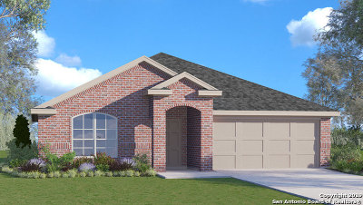 New Braunfels Single Family Home New: 529 Moonvine