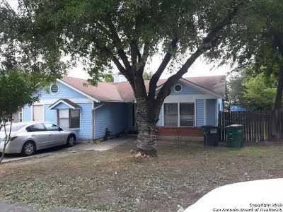 San Antonio Single Family Home New: 234 Saddlebrook Dr