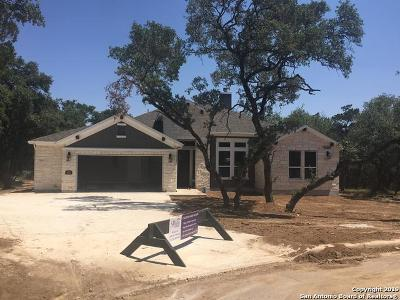 New Braunfels Single Family Home New: 851 Janelle Place