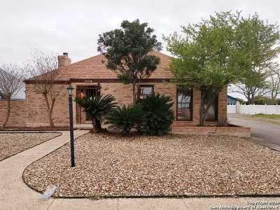 San Antonio Single Family Home New: 6461 Firestone Pkwy