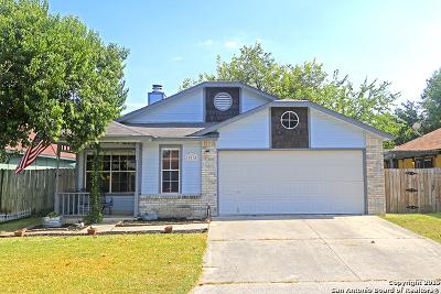 San Antonio Single Family Home New: 10134 Woodtrail