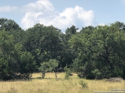 Boerne Residential Lots & Land New: Lot 118 Sabinas Ranch Road