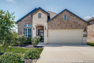 Alamo Ranch Single Family Home New: 5603 Calaveras Way